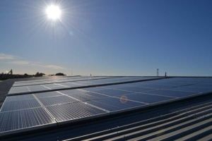 West Sun Solar Commercial Install Perth