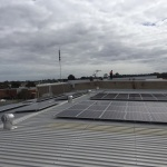Q-cell solar panels installed Osborne Park